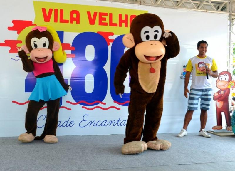 Festa de 480 anos da cidade de Vila Velha