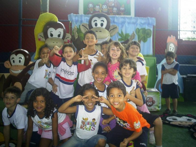 Os Macakids no Americano Kids Praia da Costa