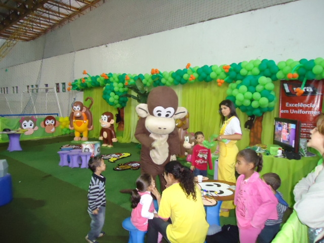 Macakids no Marista ( Festival de Teatro Infantil)