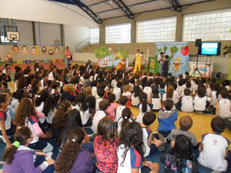 Dia Mundial do meio ambiente no SESI de Jardim da Penha