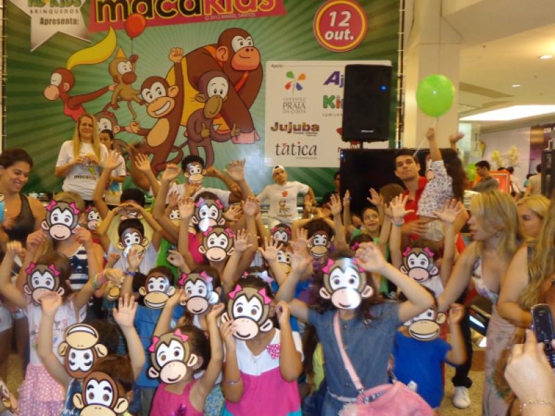 Festa de 3 anos da Turma Macakids!!
