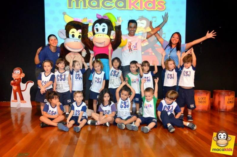 Colégio São José - Comemorando o dia das crianças  17.10.2013