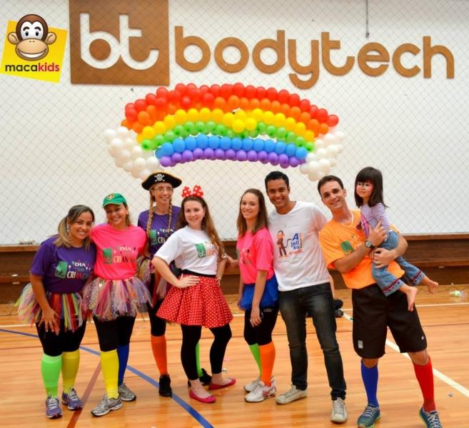 BodyTech ''Dia das Crianças''