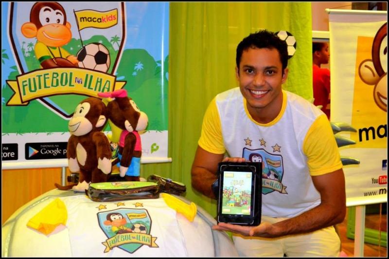 Lançamento do Game Mobile Macakids