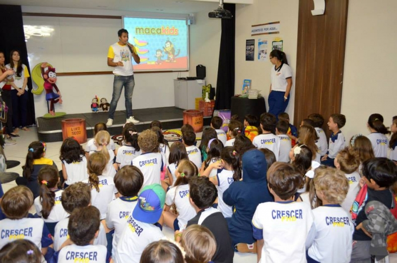 Semana das crianças 2014 Escola Crescer PHD