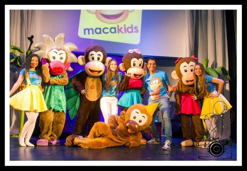 Macakids O Show