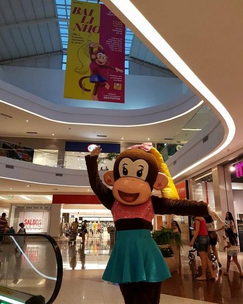 Bailinho Macakids carnaval 2018