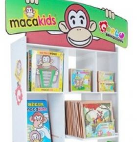 Brinquedos Macakids da Carlu